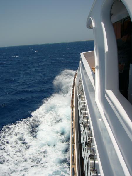 M/Y Sea Serpent Fleet,Obsession,Ägypten