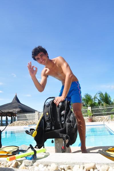 Cebu Fun Divers (ex Love´s Divecenter), Moalboal, Philippinen
