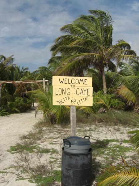 Huracan Diving,Long Caye,Belize