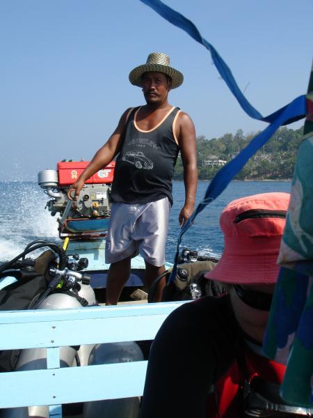 Aqua One Watersports Phuket,Andamanensee,Thailand