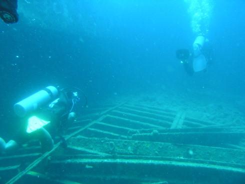 Veronika Wreck, Grand Ansen, Veronika Wreck,Grenada