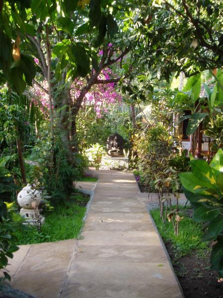 Werner Lau - Matahari u. Pondok Sari,Bali,Indonesien