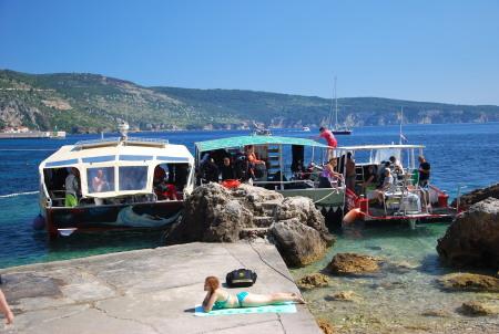 Manta Diving Center,Komiza,Insel Vis,Kroatien