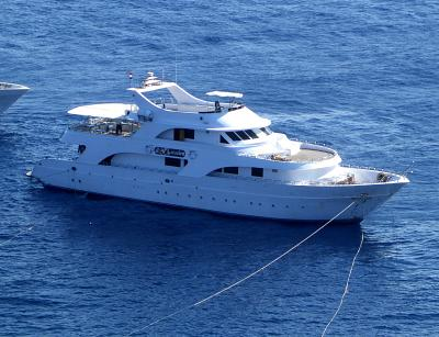 M/Y Sea Serpent Fleet,Obsession,Ägypten