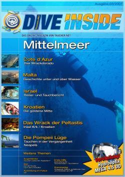 Mihuric Diving Center,Selce,Bali,Neapel und Umgebung,Wrack der Peltastis,Krk,Allgemein,Cote d'Azur,Malta,Kroatien,Italien,Israel,Indonesien,Frankreich
