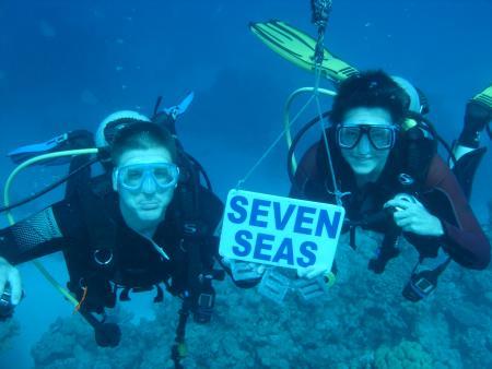 M/Y Seven7Seas,Ägypten