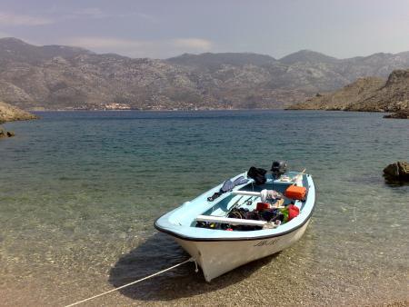 Karlobag,Atlantida Dive Centre,Kroatien