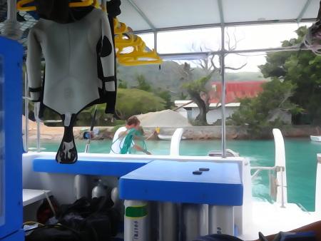 TREK Divers Seychelles,Seychellen