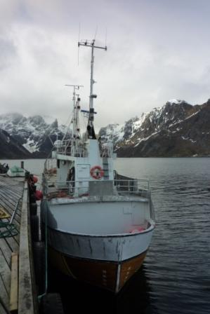 Aqua Lofoten,Reine,Lofoten,Norwegen