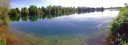 Elfrather See,Krefeld,Nordrhein-Westfalen,Deutschland