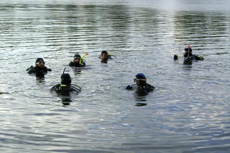 Divers Base,Padi Tauchschule Bottrop,Nordrhein-Westfalen,Deutschland