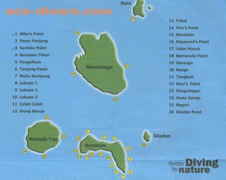 Eco Divers,Manado / North Sulawesi,Sulawesi,Indonesien