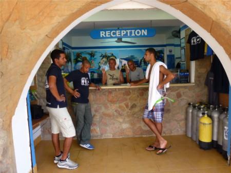 Dive In,Hotel Renaissance Golden View Beach Resort,Sharm El Sheikh,Sinai-Süd bis Nabq,Ägypten