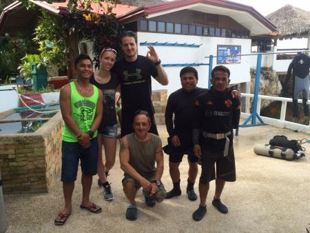 Cebu Fun Divers (ex Love´s Divecenter),Moalboal,Philippinen