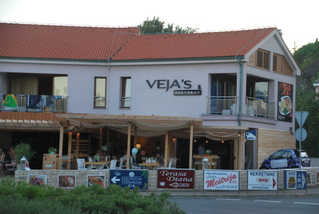 Veja´s Restoran,Krk,Kroatien
