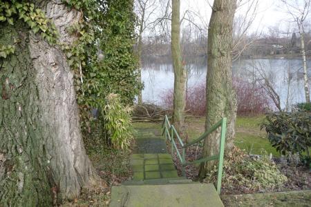 Großenbaumer See Duisburg,Nordrhein-Westfalen,Deutschland