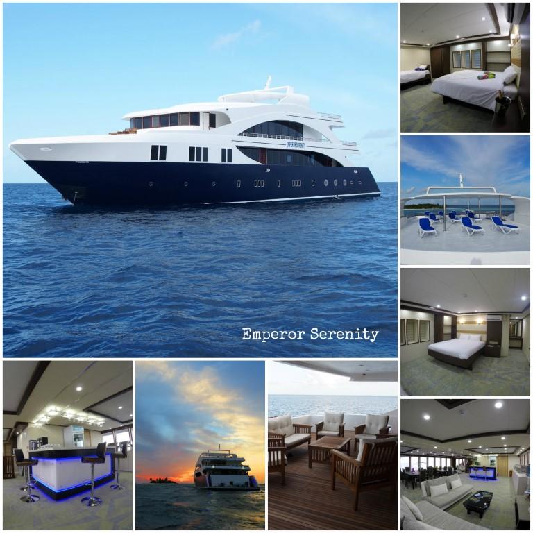 Emperor Serenity, Maldives, Emperor Serenity, Malediven
