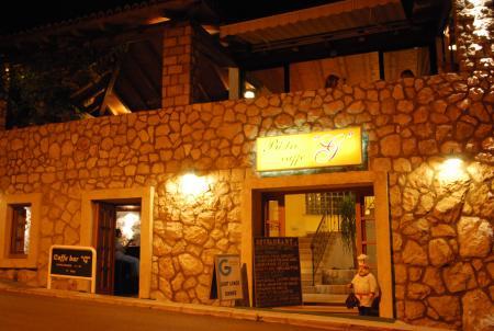 Restaurant ´g´,Mlini,Kroatien