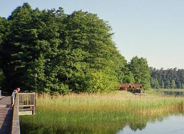Inselhotel Brückentinsee,Mecklenburg-Vorpommern,Deutschland
