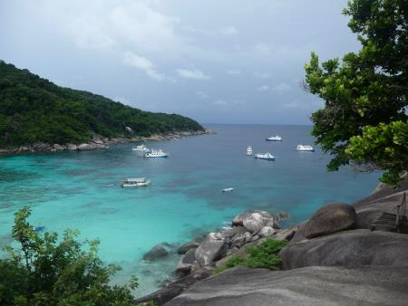 Similan Diving Safaris Khao Lak / Similan Islands,Andamanensee,Thailand
