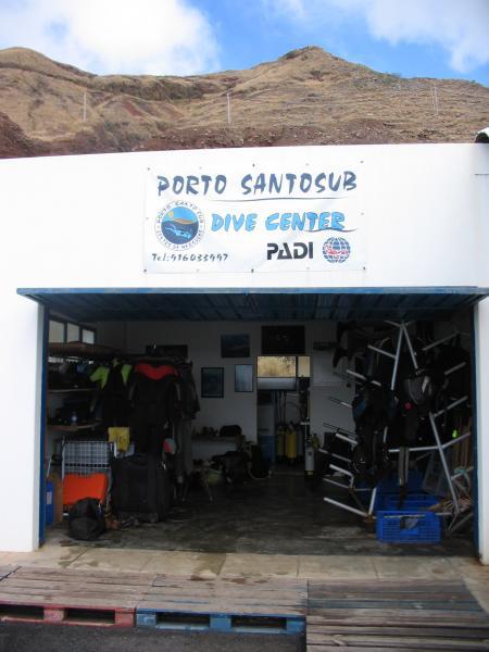 Porto Santosub,Porto Santo,Madeira,Portugal