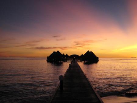Angaga,SUB AQUA DiveCenter,Malediven