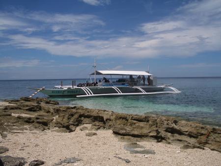 El Dorado Beach Resort,Dauin,Negros,Philippinen