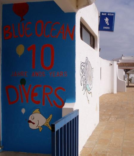 Blue Ocean Divers,Lagos,Portugal