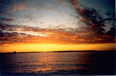 Busselton Jetty,Australien