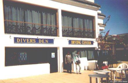 Divers Den Dive Club,Sharm el Sheikh,Sinai-Süd bis Nabq,Ägypten