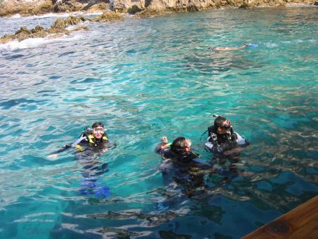 European Diving Centre Alanya,Türkei