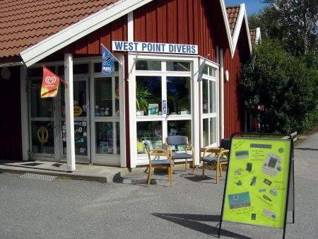 WEST POINT DIVERS,Tanumstrand/Grebbestad,Bohuslän,Schweden