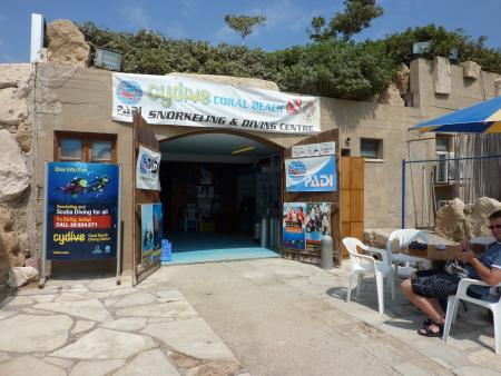 Cydive,Paphos,Zypern