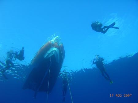 Alyssa Diving Center,Monastir,Tunesien