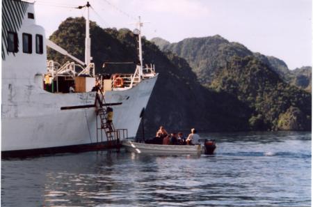 Coco Explorer no 1,Philippinen