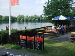 Hitdorfer See,Leverkusen,Nordrhein-Westfalen,Deutschland