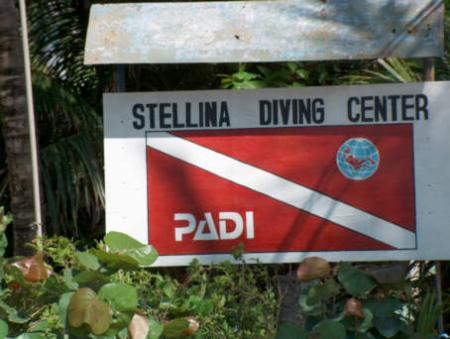 Stellina Diving School,Las Terrenas,Halbinsel Samana,Dominikanische Republik