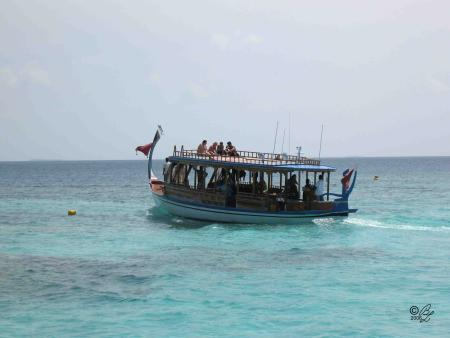 Meedhupparu Island Resort,The Crab Diving Center,Malediven