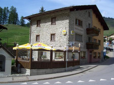 Hotel und Füllstation Sur Flex,Schweiz