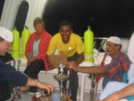 M/Y AIDA-MOMO,Ägypten