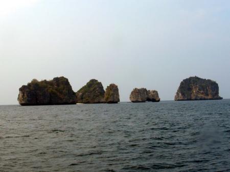 Koh Ngai,Andamanensee Nord+Süd,Thailand