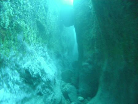 The Tunnels,Cavalli Islands,Neuseeland