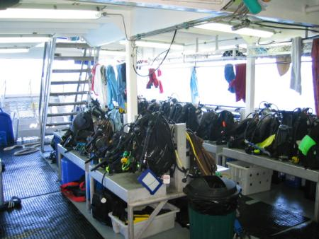 Deep Sea Divers Den,Cairns,Australien