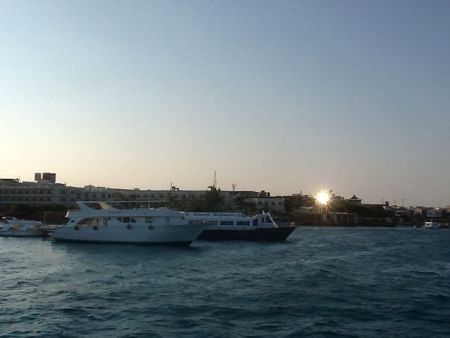 Active Divers Pamela,Hurghada,Ägypten