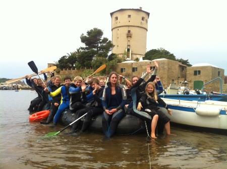 Campese Diving Center,Italien