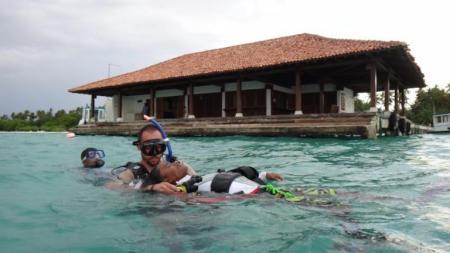 Club Faru,Aeolus Divers,Farukolufushi,Malediven
