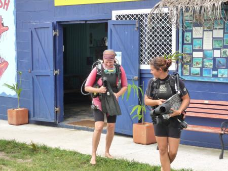 The Dive Centre,Rarotonga,Cookinseln