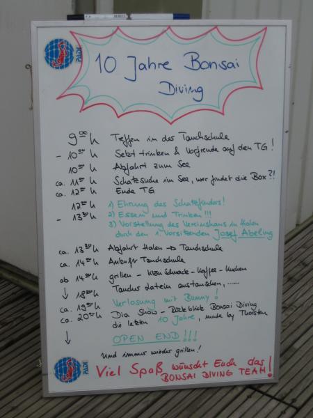 Bonsai Diving Cloppenburg,Niedersachsen,Deutschland