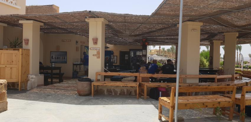 Tauchbasis, Coraya Divers, Coraya Beach, Marsa Alam, Ägypten, Marsa Alam und südlich