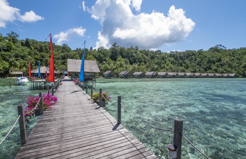 Papua Explorers Dive Resort, Tauchen Raja Ampat, Raja Ampat Papua Explorers Resort, Indonesien, Allgemein